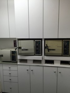 Autoclave room1