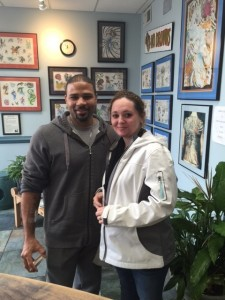 Curtis and Brittany Cash Owners of Kick Xplosion TKD