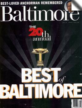 Baltimore The 20th annual Best of Baltimore - Dragon Moon Tattoo Client Highlight